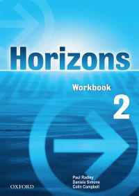 Horizons 2: Workbook