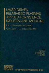 Laser-Drive Relativistic Plasmas Applied for Science, Industry, and Medicine