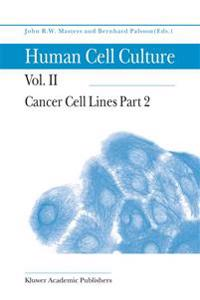 Cancer Cell Lines Part 2