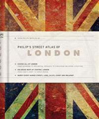 Philip's Street Atlas of London