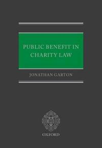 Public Benefit in Charity Law