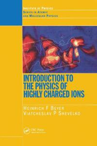 Introduction to Physics of Highly Charged Ions