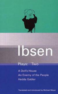 Ibsen Plays Two