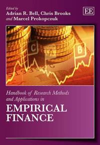 Handbook of Research Methods and Applications in Empirical Finance