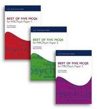 Best of Five MCQs for MRCPsych Papers 1, 2 and 3