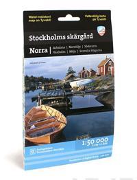Stockholms skärgård - Norra (1:50 000)