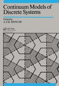 Continuum Models of Discrete Systems