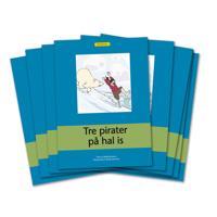 Pirathistorier A (8 titlar)