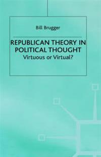 Republican Theory in Political Thought