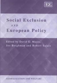 Social Exclusion and European Policy