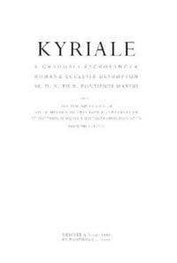 Kyriale Romanum