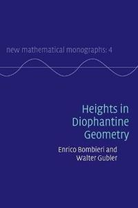 Heights in Diophantine Geometry