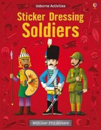 Sticker Dressing Soldiers