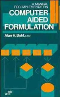 Computer Aided Formulation