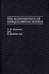 The Econometrics of Disequilibrium Models