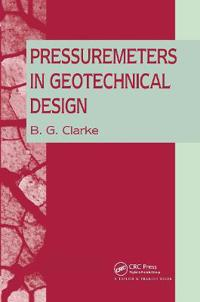 Pressuremeters in Geotechnical Design