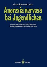 Anorexia nervosa bei Jugendlichen