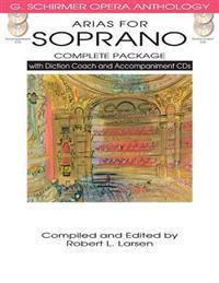 Arias for Soprano Complete