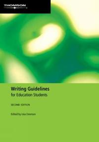 Writing Guidelines for Education Students