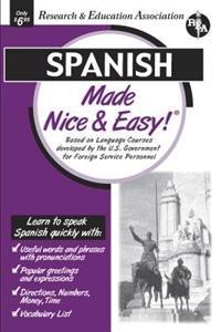Spanish Made Nice & Easy!