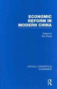 Economic Reform in Modern China