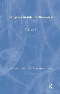 Progress in Infancy Research