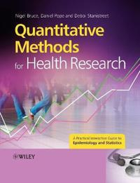 Quantitative Methods for Health Research