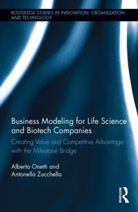 Business Modeling for Life Science and Biotech Companies