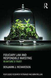 Fiduciary Law and Responsible Investing