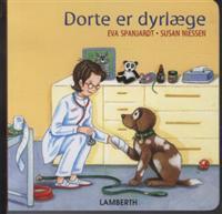 Dorte er dyrlæge