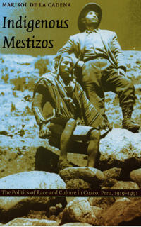 Indigenous Mestizos