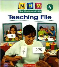 New Heinemann Maths Year 4, Teaching File