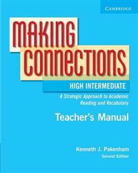 Making Connections Manual