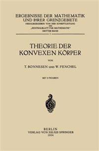 Theorie Der Konvexen Korper