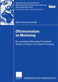 Effizienzanalyse Im Marketing