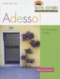 Adesso!: An Introduction to Italian [With CD (Audio) and DVD]