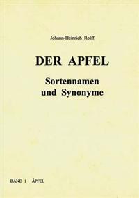 Der Apfel - Sortennamen Und Synonyme