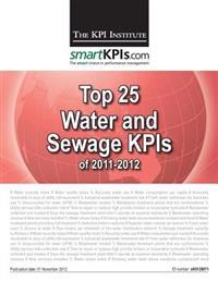 Top 25 Water and Sewage Kpis of 2011-2012