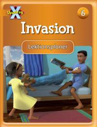Uppdrag X - Gula böckerna Tema Invasion