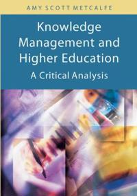 Knowledge Management And Higher Education