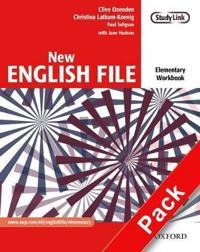 New English File: Elementary: Workbook with Multirom Pack