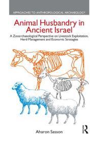 Animal Husbandry in Ancient Israel