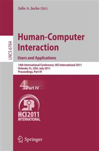 Human-Computer Interaction: Users and Applications