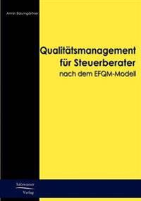 Qualitatsmanagement Fur Steuerberater