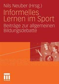 Infurmelles Lernen Im Sport