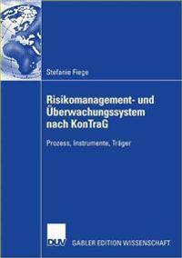Risikomanagement- und uberwachungssystem nach kontrag