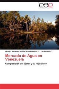 Mercado de Agua En Venezuela