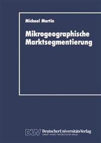 Mikrogeographische Marktsegmentierung