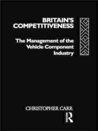 Britain's Competitiveness