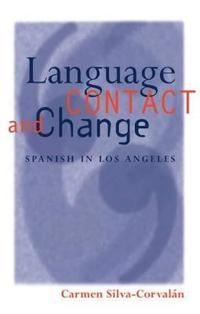 Language Contact and Change